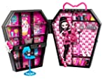 Monster High - Dracutaquilla, playset...