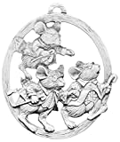 Hampshire Pewter - Three Blind Mice Ornment