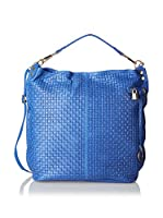 TORRENTE COUTURE Bolso asa al hombro Alicia (Azul Royal)
