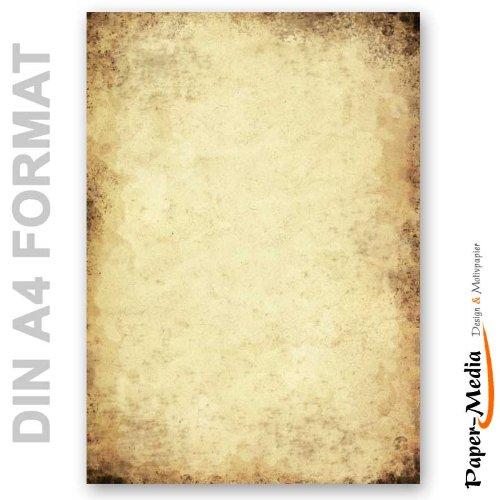 motivpapier-briefpapier-altes-papier-20-blatt-din-a4-90g-m