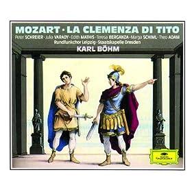 """La clemenza di Tito, K.621 / Act 1 - """"Oh Dei, che smania � questa"""""""