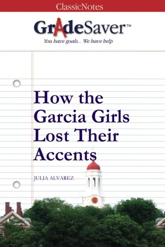 essays how do the garcia girls lose their accents Assimilation essaysamerica's ethnic in julia alvarez's piece how the garcia girls lost their accents by saying he may lose his girls to america.
