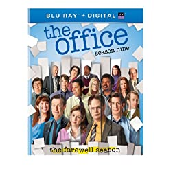 The Office: Season Nine [Blu-ray]