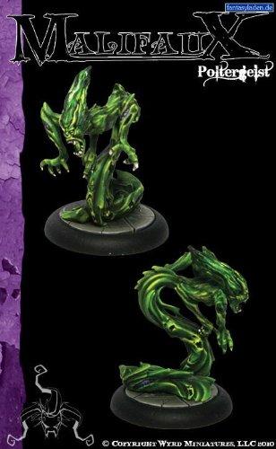 Poltergeist Neverborn Malifaux - 1