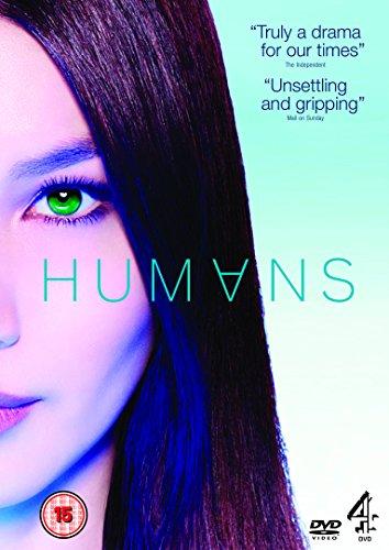 Humans (4 Dvd) [Edizione: Regno Unito]