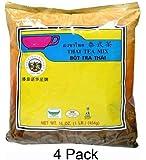 Pantai Norasingh Thai Tea Mix 1 Pound Bag - 4 Pack