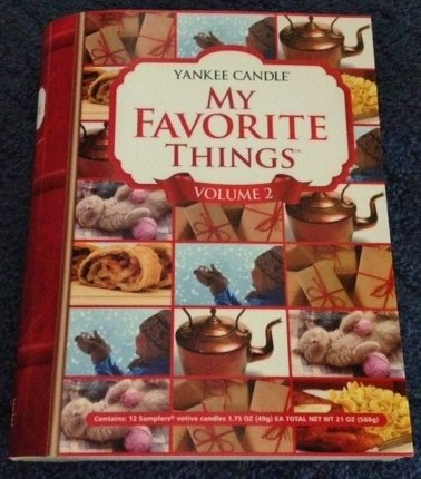 Yankee Candle My Favorite Things Volume 2 (Bright Copper Kettles Candle compare prices)