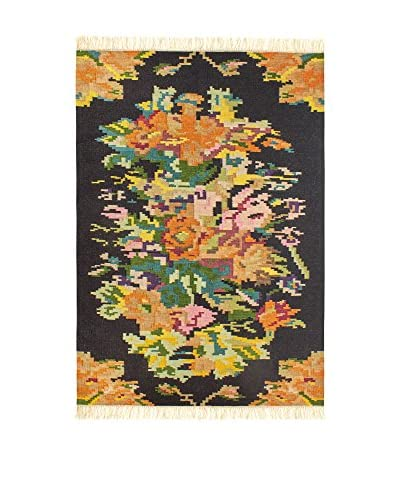 COINCASA Teppich 180 x 120 cm mehrfarbig