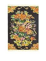 COINCASA Alfombra 180 x 120 cm (Multicolor)
