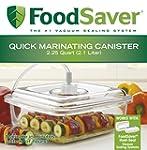 FoodSaver Quick Marinator 2.25 Qt