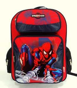 "Marvel Spider-Man Great Power 16"" Large Backpack"