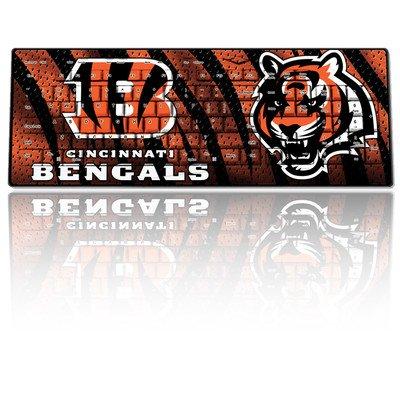 NFL Cincinnati Bengals Team Promark Wireless Keyboard