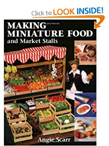 Making Miniature Food and Market Stalls by Sausage Making Books