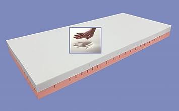 matelas visco lastiques 7 7 zones 140 x 200 x 22 cm cm visco visqueuse rg 85 3d rg en. Black Bedroom Furniture Sets. Home Design Ideas