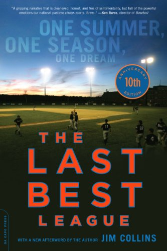 Jim Collins - The Last Best League, 10th anniversary edition