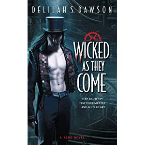 Wicked as They Come by Delilah Dawson