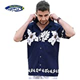 【Palmwave】 アロハシャツ 半袖シャツ 大きいサイズ メンズ PW041-L