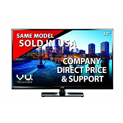VU 32K160 81 cm (32 inches) HD Ready LED TV (Black)