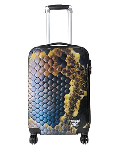 Jungle Art Trolley 4 Ruote Pythons