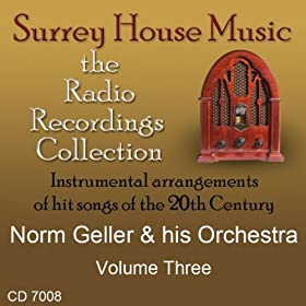 Norm Geller & His Orchestra, Volume Three