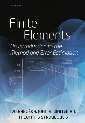 Finite Elements: An Introduction to the Method and Error...