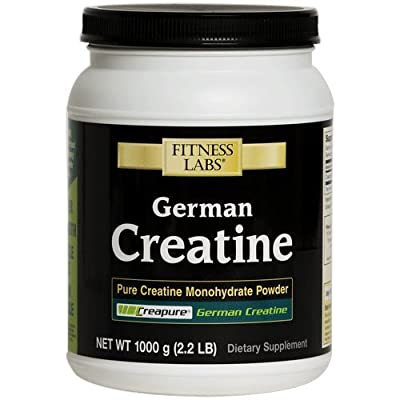 Fitness Labs Creapure German Creatine Powder