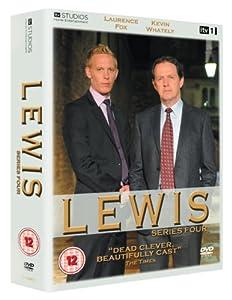 Lewis - Series Four [DVD]