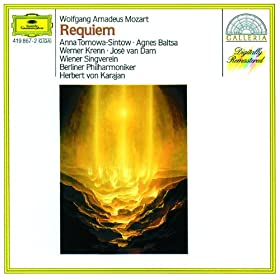 Wolfgang Amadeus Mozart: Requiem In D Minor, K.626 - Compl. By Franz Xaver S�ssmayer - 3. Sequentia: Tuba mirum