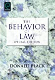 img - for The Behavior of Law, Special Edition book / textbook / text book
