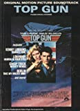 img - for Top Gun - Piano/Vocal/Chords book / textbook / text book
