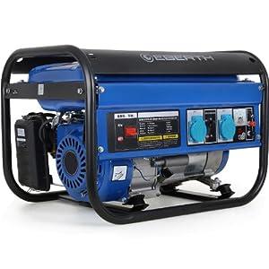 EBERTH 4-Takt Stromerzeuger (3000 Watt)