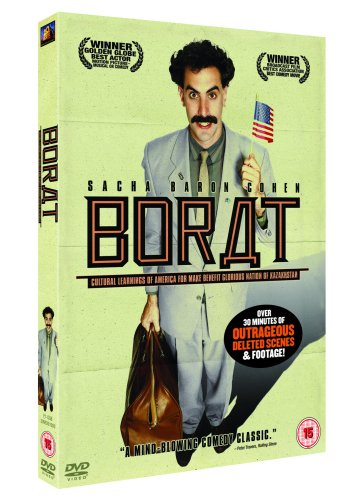 Borat: Cultural Learnings of America for Make Benefit Glorious Nation of Kazakhstan [Reino Unido] [DVD]