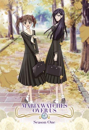 Maria Watches Over Us, Season 1 (マリア様がみてる 第1期 DVD-BOX 北米版)