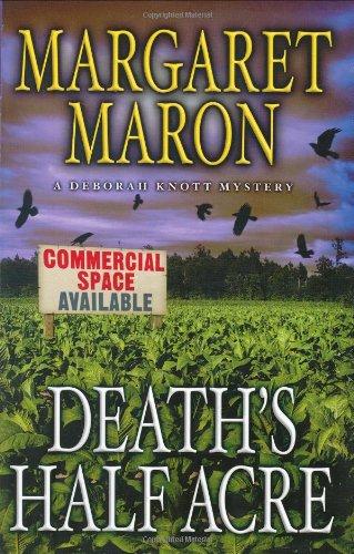 Image of Death's Half Acre