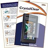 mumbi Displayschutzfolie Amazon Kindle FIRE Displayschutz CrystalClear unsichtbar zum besten Preis