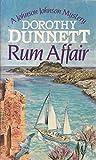 Rum Affair (0099846500) by Dunnett, Dorothy