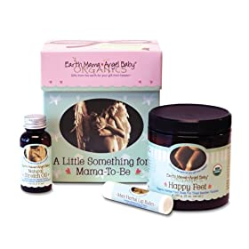 Earth Mama-Angel Baby A Little Something for the Mama To Be Gift Set