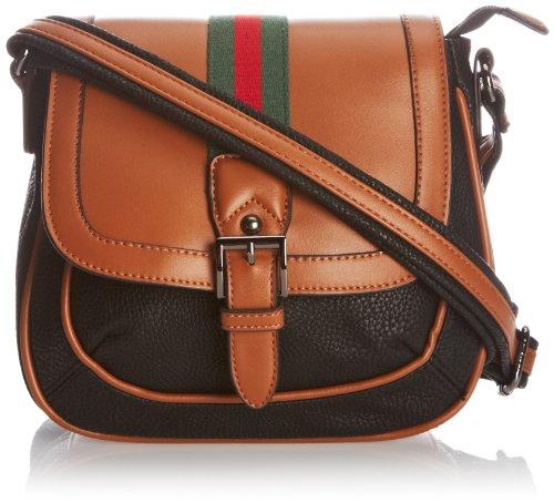 Lotus Womens Hambo Shoulder Bag 1430 Brown