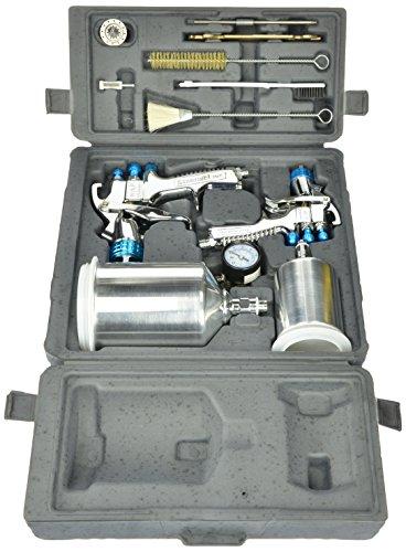 DeVilbiss 802342 StartingLine HVLP Gravity Spray Gun Kit (Devilbiss Gravity Spray Gun compare prices)