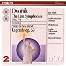 Dvor�k: The Late Symphonies; Legends (2 CDs)