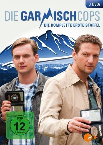 Die Garmisch-Cops - Die komplette erste Staffel [3 DVDs]