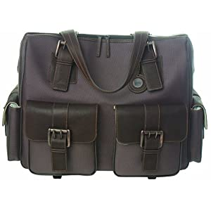 Jill.e Designs Jack Rolling Satchel Brown - 049698
