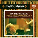 Chopin : Concertos pour piano n 1 et n 2 / Rubinstein