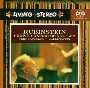 Chopin: Piano Concertos (SACD/CD HYBRID)