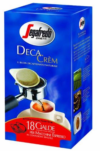 Find 3 x Segafredo Deca Crem Coffee Pods (18x7g) by Segafredo Zanetti