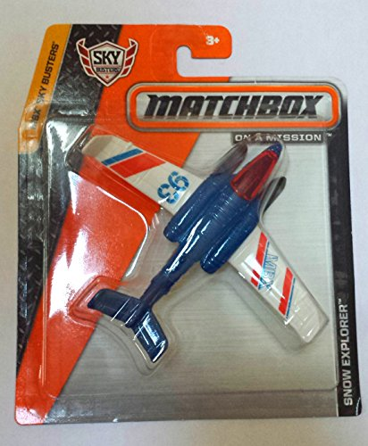 Matchbox Sky Busters Mission SKY FORCE 2010-2011 - 1
