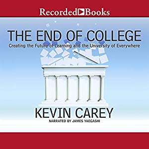 The End of College Audiobook