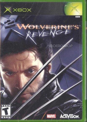 : X2: Wolverine's Revenge (Xbox)