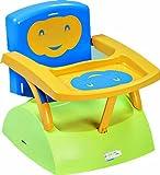 FP Young 9700030140 Sua Maestà - Alzador de asiento, color verde y azul