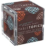 TABLETOPICS Not Your Mom's Dinner Party: Questions to Start Great Conversations